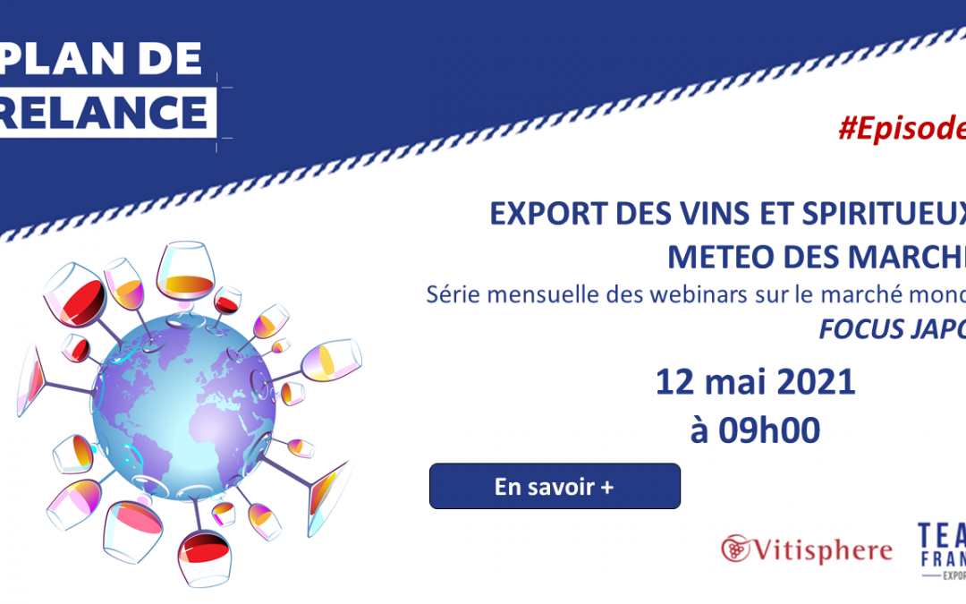Météo de l'Export du vin – Episode 7 – Focus Japon