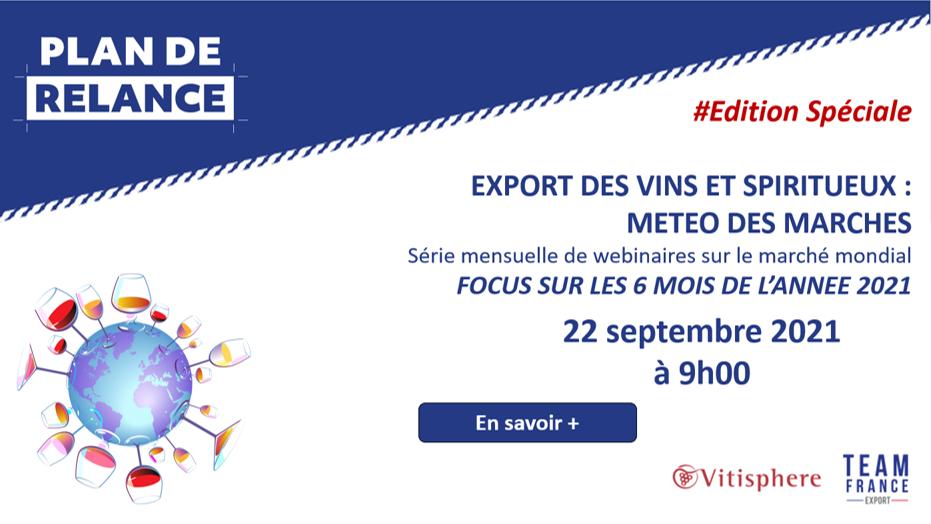 Météo de l'Export du vin – Edition Spéciale
